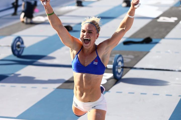 Katrin Tanja Davidsdottir is the Fittest Woman on Earth
