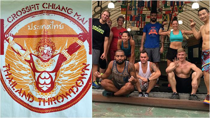 Crossfit Chiang Mai – Chiang Mai, Thailand