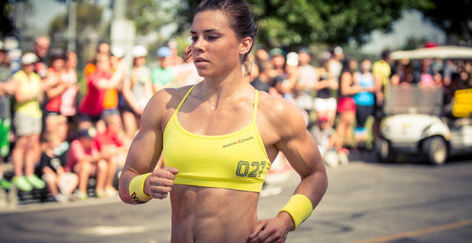 Julie Foucher – One of The Fittest, Most Consistent CrossFitters in the World
