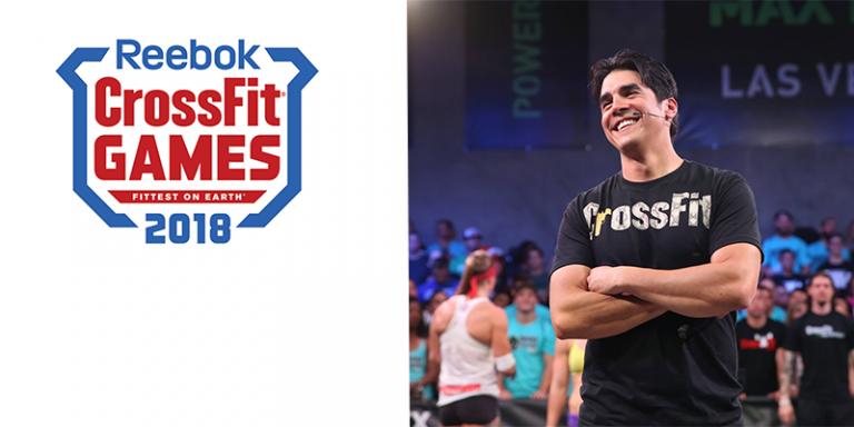 2018 Reebok CrossFit Games – Open Live Announcements