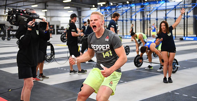 2018 CrossFit Games Teens AGOQ