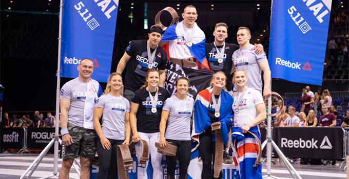 2018 CrossFit Games Europe Regional