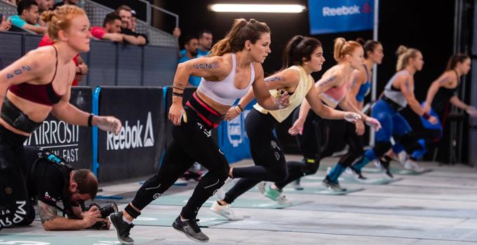 2018 CrossFit Games Meridian Regional