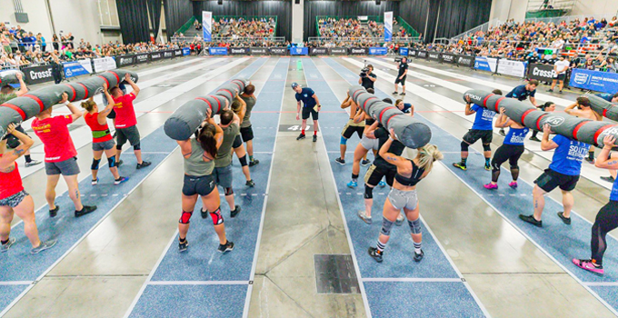 2018 CrossFit Games South Regional