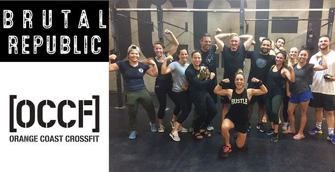 Orange Coast CrossFit (OCCF) Brutal Republic – Costa Mesa, USA