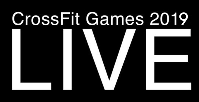 2019 CrossFit Games Live – Who will be the Fittest on Earth?