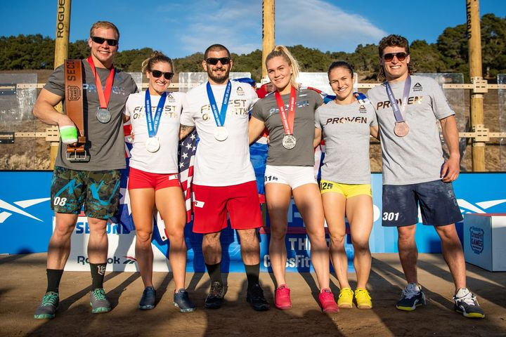 2020 CrossFit Games Individual Winners and Top 3 Fittest Men and Women on Earth